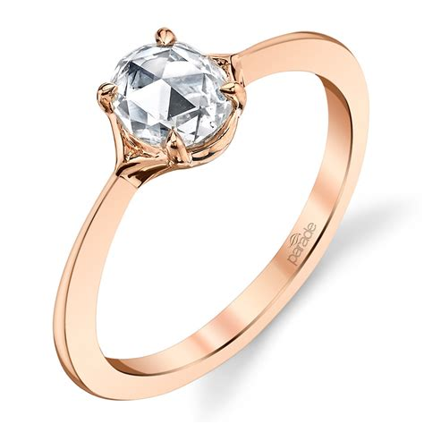 parade lumiere bridal 18 karat engagement ring