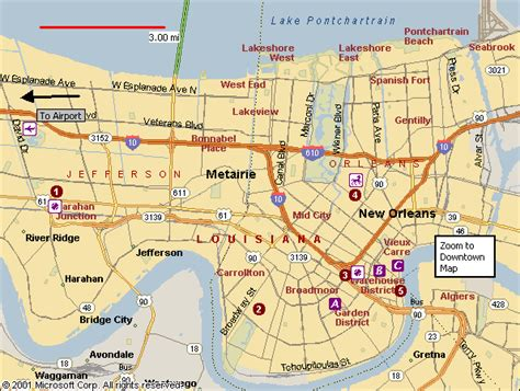 map of new area 22 new map of new orleans area afputra