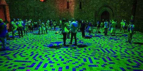 Karpet Lantai Di Malang mengintip karpet cahaya di lantai castel monte merdeka