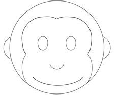 monkey template for cake 1000 images about birthday monkey theme on