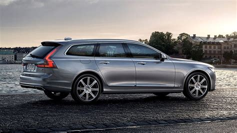 2017 volvo v90 review luxury wagon takes on the germans
