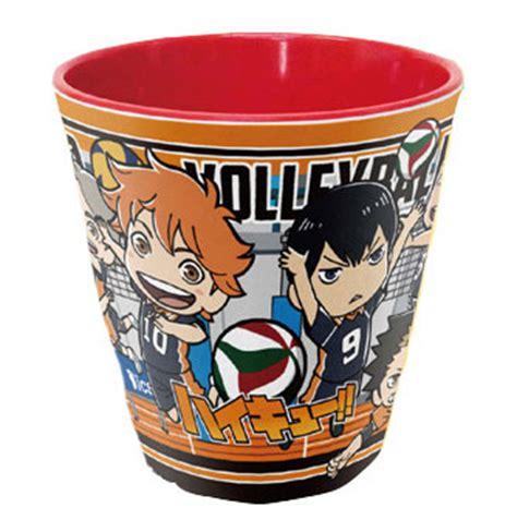 Character Melamine Mugready amiami character hobby shop haikyuu melamine cup sd