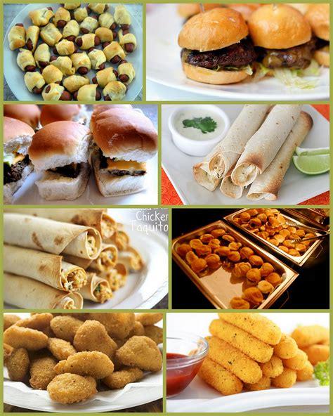 finger foods for finger food menu for great recipes