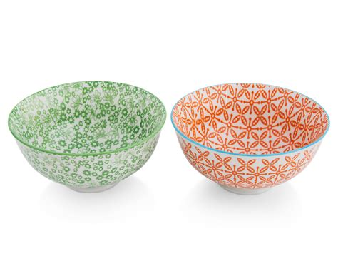 Multi Bowl Set cooper co 12cm trend 6 bowl set multi
