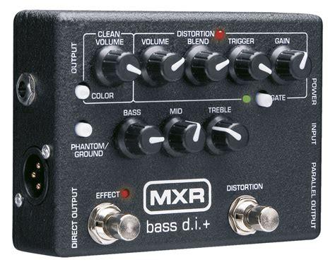 Mxr M80 Bass D I user reviews mxr m80 bass d i audiofanzine