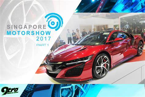 singapore ink show april 2017 2017 singapore motorshow part 1