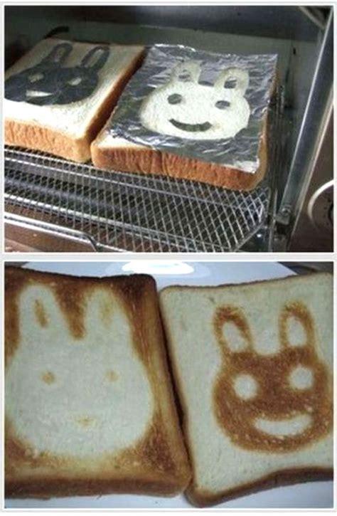 Oven Panggang Roti klikunic roti panggang lucu bentuk kartun