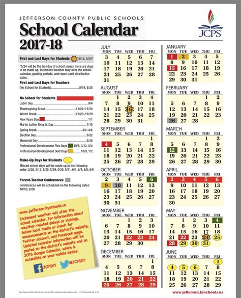 Baltimore County Schools Calendar Baltimore County School Calendar 2017 Pdf