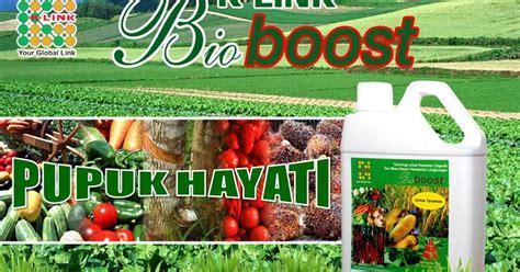 Pupuk Bioboost Perkebunan k bioboost pupuk hayati cair materi bioboost pertanian