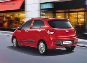 Hyundai I 2017 Hyundai Grand I10 Facelift Launched In India Price