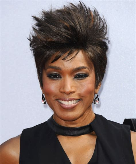 Angela Bassett Hairstyles by Angela Bassett Curly Hairstyles Wallpaper