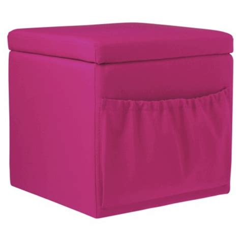 Room Essentials Storage Ottoman Target Room Essentials Ottoman With Storage Pocket Only 7 68 Reg 19 99