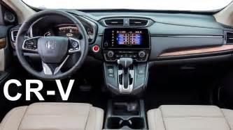 V Interiors by 2017 Honda Cr V Interior