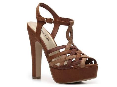 dsw platform sandals madden mayville platform sandal dsw