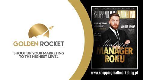 Rocket Marketing Yeheskiel Zebua 1 golden rocket i jej załoga obecni w projekcie shopping