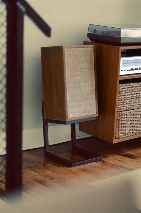 Mid Century Modern Home Floor Plans by Mount Your Speakers In Style With Diy Speaker Stands