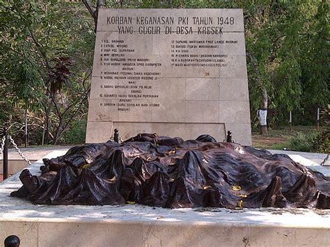 Monumen Oleh Indra Tranggono benarkah kekejaman dan keganasan pki adalah mitos oleh indra wibisana kompasiana