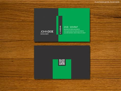 easy business card template simple business card template for photoshop business