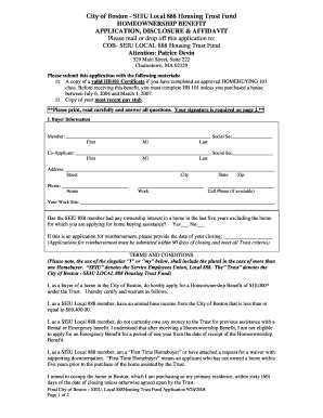 housing apps seiu housing trust applications fill online printable fillable blank pdffiller