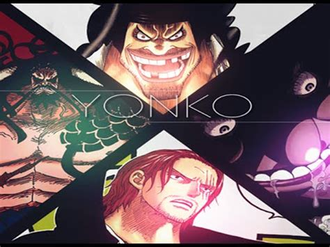 Kaos Onepiece The Next Yonkou one amv asmv yonko four emperors of the sea
