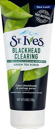 St Ives Blackhead Clearing Green Tea Scrub blackhead clearing green tea scrub st ives