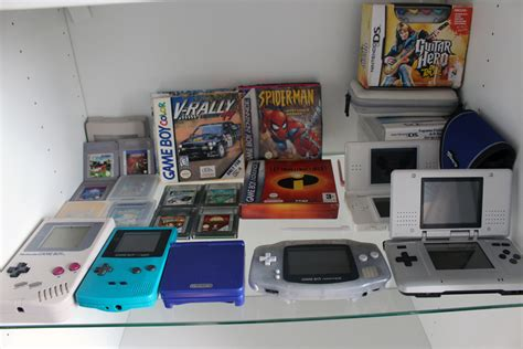 console retrogaming ma collection de retrogaming les consoles nintendo