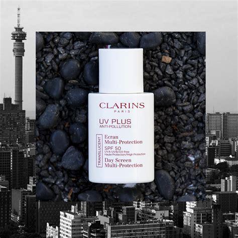 clarins uv plus anti pollution spf50 mr doveton