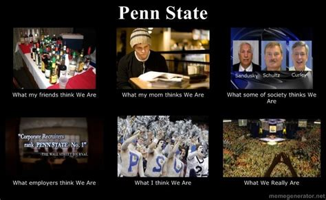 Penn State Memes - what we are from penn state memes fb page penn state