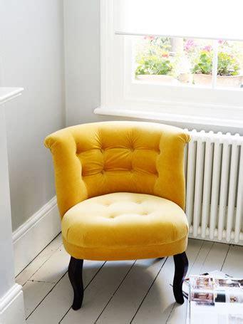 mustard velvet accent chair colour trend from pantone solar power being tazim