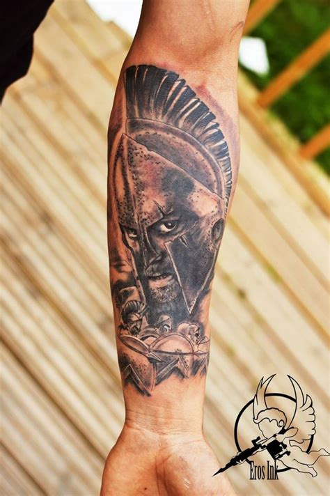 300 spartan tattoo spartan warrior tattoos pinterest