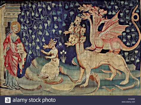Tapisserie Apocalypse by Tapisserie De L Apocalypse A Tapestry Of The