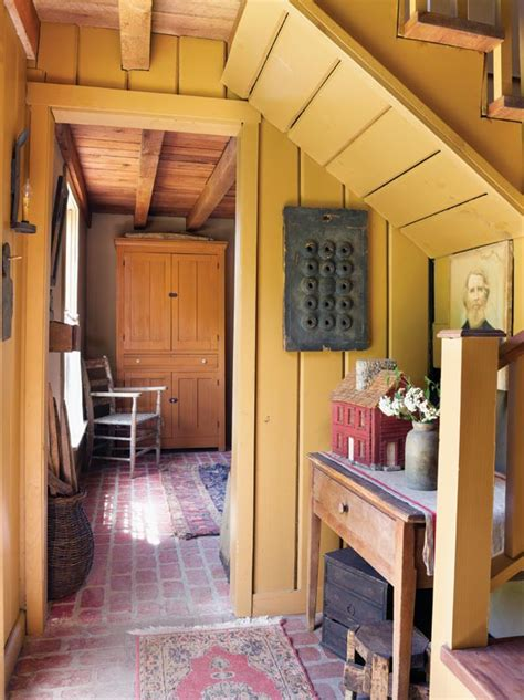 home interiors online folk art in a reproduction saltbox old house online
