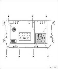 volkswagen rcd 310 pin assignments my gti