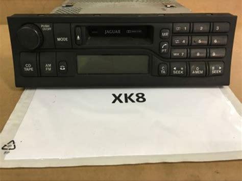 autoradio cassette autoradio cassette ljd4100ab de jaguar xk8 et xkr