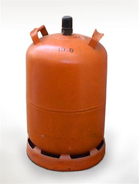 is gassy bottled gas