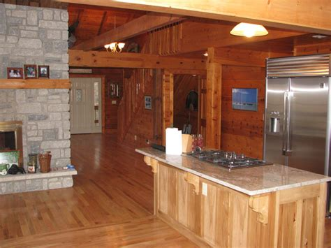 custom home interior interior images landmark log homes