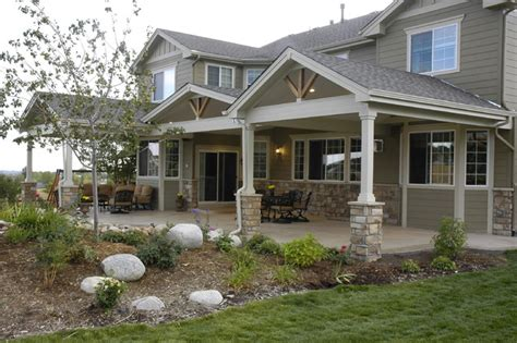 Patio Covers Denver by Roofed Patio Cover Patio Denver By