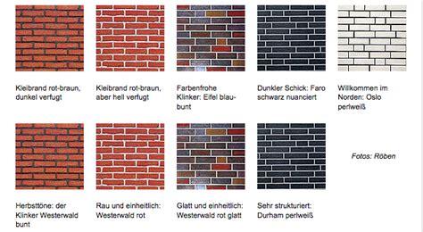 Roter Klinker by Klinker Fassaden Selbst De