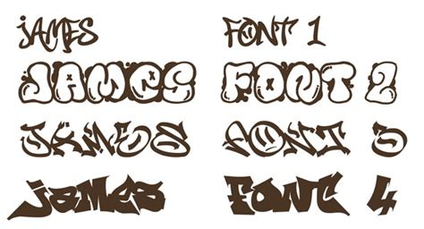 graffiti fonts  graffitianz