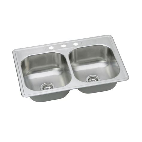 Sink Bowls For Kitchen Kohler Verse Drop In Stainless Steel 33 In 4 Bowl Kitchen Sink K Rh5267 4 Na The
