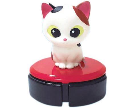 Th Daster Pink Cat japan trend shop mini cleaner desktop duster car