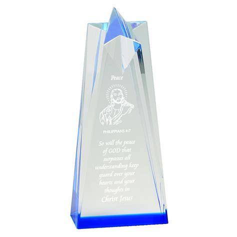 blue awards andrea blue acrylic award