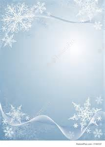 snowflake background vertical
