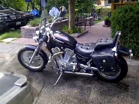Suzuki Intruder 1400cc 1996 Suzuki Intruder 1400cc Cold Start