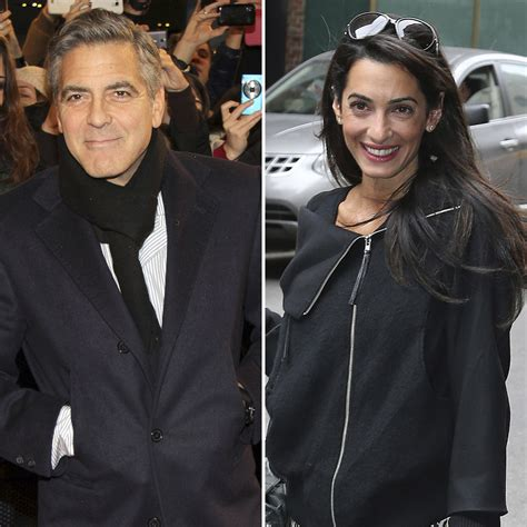 And George Clooney Might Be Dating by George Clooney Engaged To Amal Alamuddin The