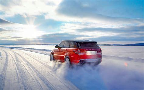 land rover snow cars land rover snow walldevil