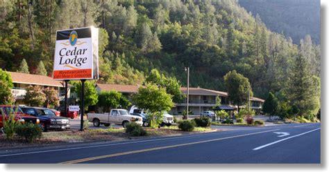 el porta yosemite lodging cedar lodge el portal california