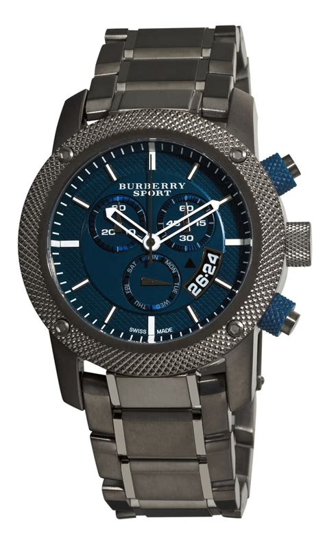 burberry sport chronograph s model bu7718