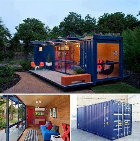 Shipping Container Guest House by Shipping Container Guest House Wow Diy