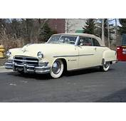 1951 Chrysler Imperial  Information And Photos MOMENTcar